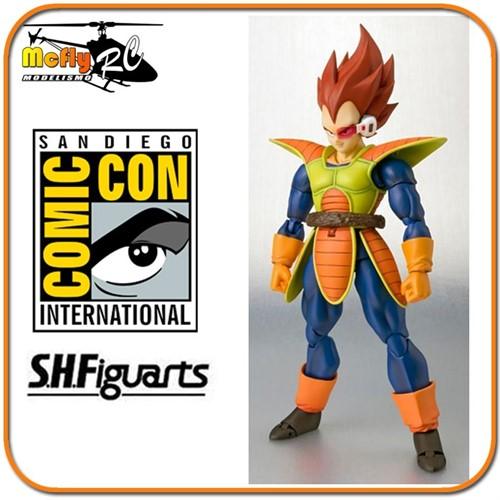 S.h Figuarts Vegeta Sdcc Exclusive Comic Con Dragon Ball Z