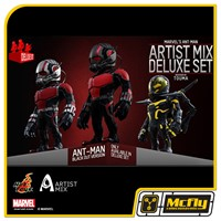 Hot toys Ant-Man ARTIST MIX FIGURES DESIGNED BY TOUMA AMC014 - 015 Ant Man