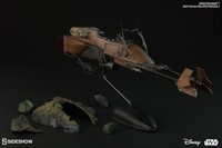 Star Wars Speeder Bike 1/6 Figure Sideshow