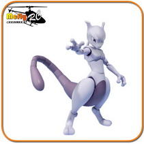 D-arts Pokemon Mewtwo D-arts Bandai