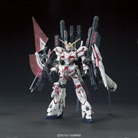 Gundam 1/144 #199 HGUC RX-0 Full Armor Unicorn Destroy Mode
