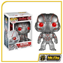 Avengers 2 Age Of Ultron - ultron - Vingadores Era de Ultron - Pop! Funko