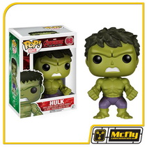 Avengers 2 Age Of Ultron - Hulk - Vingadores Era de Ultron - Pop! Funko