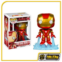 Avengers 2 Age Of Ultron - Iron Man - Vingadores Era de Ultron - Pop! Funko