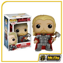 Avengers 2 Age Of Ultron - Thor - Vingadores Era de Ultron - Pop! Funko
