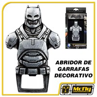 Abridor de Garrafas Batman vs Supeman DC