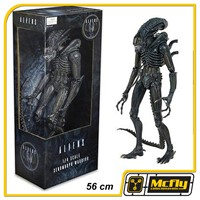Alien Warrior XENOMORPH Neca 1/4