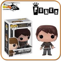 Figura Arya Stark POP Vinyl 09 Funko Game Of Thrones