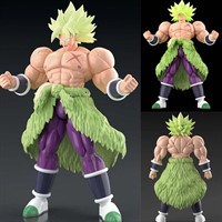 BANDAI FIGURE RISE SUPER SAIYAN BROLY FULL POWER Model Kit