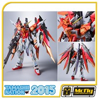 BANDAI Metal Build Destiny Gundam Heine Exclusivo Tamashii Nation 2015