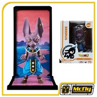 BANDAI TAMASHII BUDDIES BILLS SSJ 023 Dragon Ball Z BEERUS