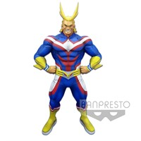 BANPRESTO ALL MIGHT MY HERO ACADEMIA AGE OF HEROIS