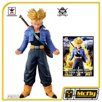 BANPRESTO THE SUPER SAIYAN TRUNKS SSJ MASTER STAR PIECE MSP