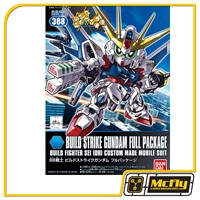Gundam BB SD #388 Build Strike Full Package Model Kit Bandai