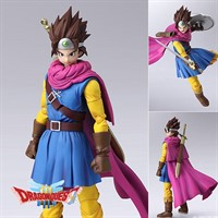 BRING ARTS DRAGON QUEST III The seeds of Salvation HERO