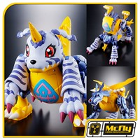 Bandai Digimon Metal Garurumon 02