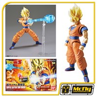 Bandai Dragon Ball Z SUPER SAIYAN SON GOKU Figure Rise