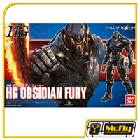 Bandai HG Pacific Rim Obsidian Fury Model Kit