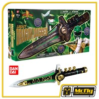 Bandai Power Rangers UK Showcases Legacy Dragon Dagger Features!