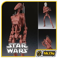 S.H Figuarts Battle Droid Geonosis Color Star Wars
