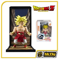 Dragon ball Z Broly Tamashii Buddies BANDAI