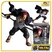 Banpresto One Piece Kenshi Swordsman Vol 2 Red Hair Shanks 6