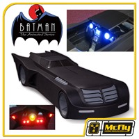 Batman Animated Series The Batmobile Dc Collectible Batmovel