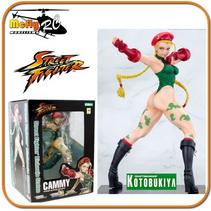 Street Fighter Bishoujo Cammy Kotobukiya 1/7 Secound Round Original