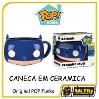 CANECA POP HOME MUG BATMAN CERAMICA FUNKO