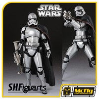 S.H Figuarts Star Wars Captain Phasma The Force Awakens