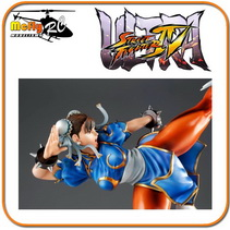 Ultra Street Fighter IV High Quality Figure Chun Li 05 Tsume Art