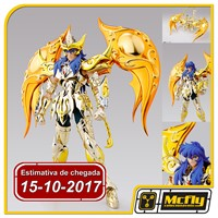 (RESERVA 10% DO VALOR) Cloth Myth Milo Escorpiao SOG Soul of Gold Cavaleiros do Zodiaco 15/10/2017
