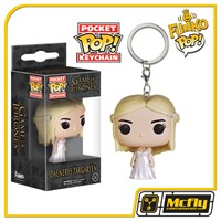 FUNKO POP Keychain: GOT - Daenerys Targaryen - Chaveiro