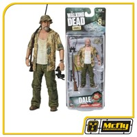 THE WALKING DEAD - DALE HORVATH SERIES 8