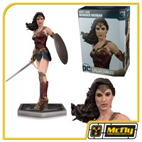 DC Collectibles Justice League Wonder Woman Statue 1/6