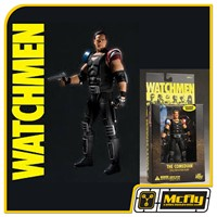 DC DIRECT WATCHMEN THE COMEDIAN EXCLUSIVE Collector Action Figure