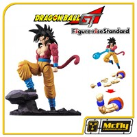 Dragon Ball GT  SUPER SAIYAN 4 SON GOKU FIGURE-RISE STANDARD