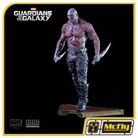 Iron Studios Drax Guardiões das Galaxias Starlord 1/10 Guardians