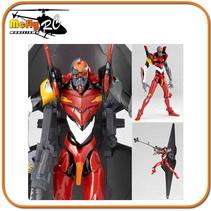 Revoltech Evangelion 124 Production Model - 02 Yamaguchi