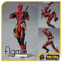 FIGMA 353 DEADPOOL MARVEL