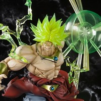 FIGUARTS ZERO BROLY SSJ THE BURNING BATTLES DRAGON BALL