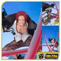 FIGUARTS ZERO Shanks Extra battle One Piece Bandai