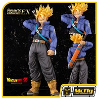 Figuarts Zero EX Super Saiyan Trunks Dragon Ball