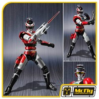 S.H Figuarts Fire Special Rescue Police Winspector