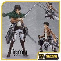 Figma 207 Eren Yeager Attack on Taitan