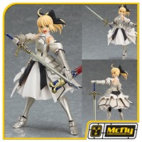 Figma 350 Saber Altria Pendragon Lily Fate Stay Night