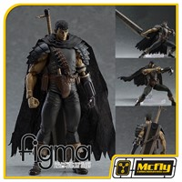 (RESERVA 10% DO VALOR) Figma 359 Guts Black Swordsman ver Repaint Edition