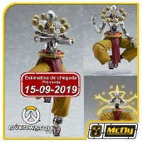 (RESERVA 10% DO VALOR) Figma 413 Zenyatta Overwatch