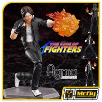 Figma SP-094 Kyo Kusanagi The King of Fighters