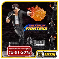 ( RESERVA 10% DO VALOR) Figma SP-094 Kyo Kusanagi The King of Fighters